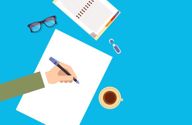 treinar-writing