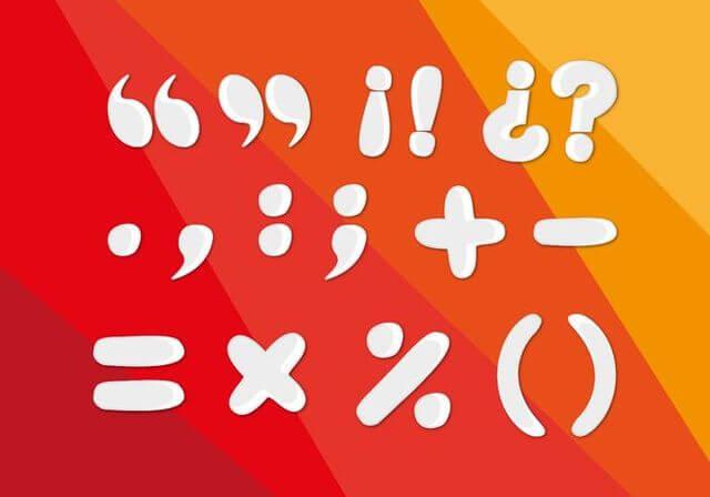 Aprenda como utilizar as regras de pontuação em inglês com este guia