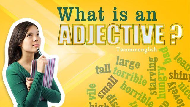 Adjetivos em inglês: O guia completo para você aprender definitivamente!
