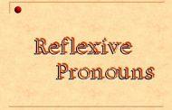 Tudo sobre Reflexive Pronouns e como você pode usá-los